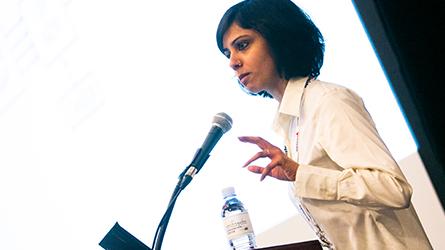 Plenary Presenter Ginni Khanna