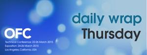 OFC Daily Wrap: Thursday